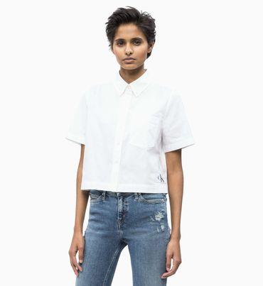 d6cbaf3f6111 Ropa   Camisas 139 Mujer XL Blanco   Calvin Klein - Tienda en Línea