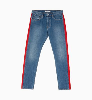 CKJ-026-Jeans-Slim-Fit-con-Rayas-Laterales