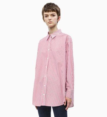 Camisa-Oversized-a-Rayas