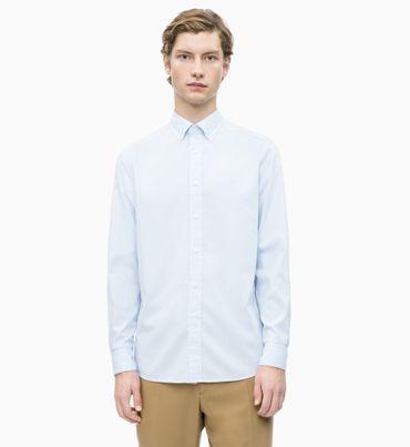 Camisa-de-Algodon-Oxford