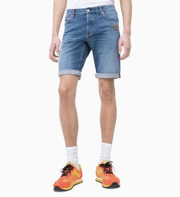 Shorts-de-Mezclilla