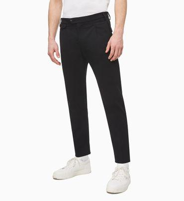 Pantalones-De-Sarga-De-Algodon---Calvin-Klein
