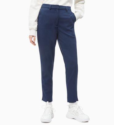 Pantalones-de-Sarga-con-Raya-Lateral