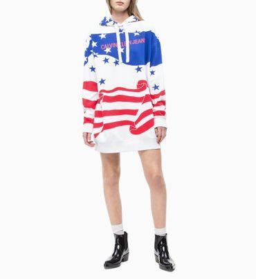 Vestido-con-Capucha-y-Estampado-de-Bandera
