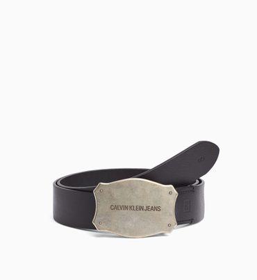 Cinturon-Western-De-Cuero-Con-Placa-Calvin-Klein