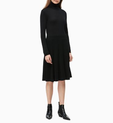 Vestido-De-Punto-De-Lana-Calvin-Klein