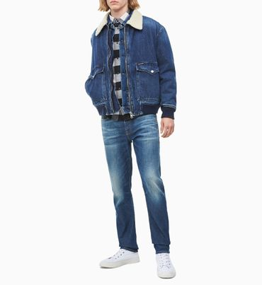 Camisa-De-Franela-A-Cuadros-Western-Calvin-Klein