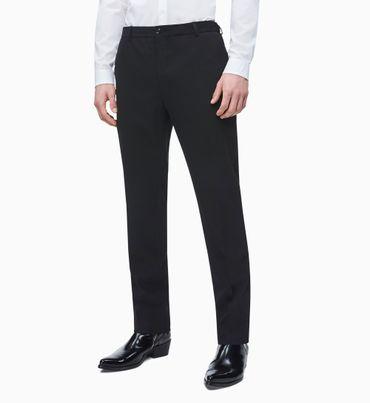 Pantalon-De-Gabardina-Elastica-Calvin-Klein