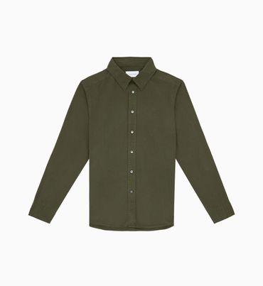 Camisa-De-Popelin-De-Algodon-Calvin-Klein