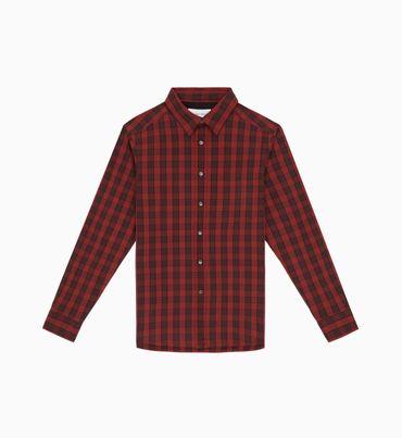 Camisa-De-Cuadros-Calvin-Klein