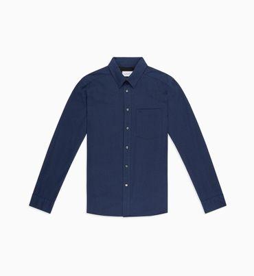 Camisa-De-Sarga-De-Algodon-Calvin-Klein