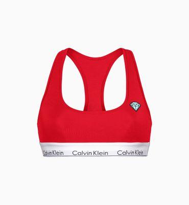 Bralette-Con-Parche-De-Diamante---Modern-Cotton-Calvin-Klein
