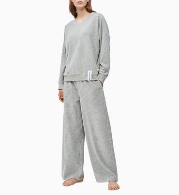 Sudadera-De-Estar-Por-Casa---Modern-Cotton-Velvet-Calvin-Klein