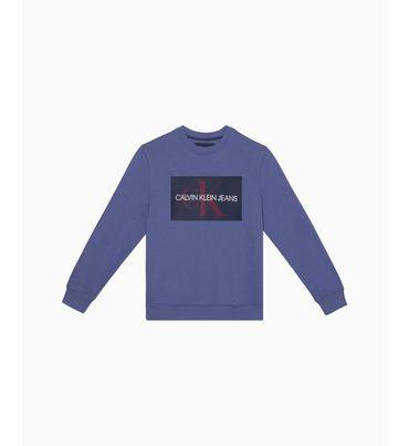 Sudadera-de-Cuello-Redondo-con-Logo-Calvin-Klein