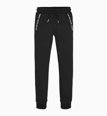 Pants-de-punto-de-intarsia-con-logo-Calvin-Klein
