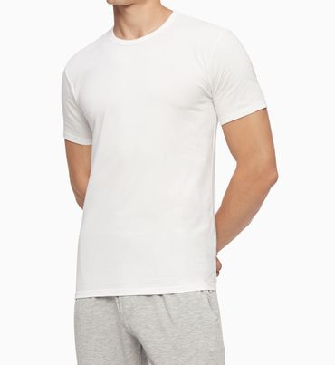 Pack-de-2-T-Shirts---Cotton-Stretch--Calvin-Klein