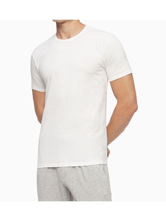 Pack-de-2-T-Shirts---Cotton-Stretch--Calvin-Klein