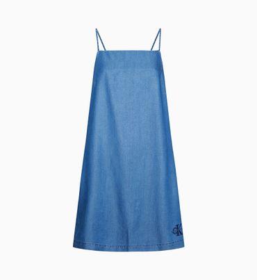 Vestido-Denim-Acampanado-Y-Sin-Cierres-Calvin-Klein