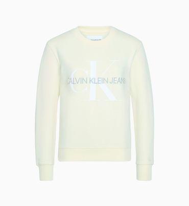 Sudadera-Relaxed-De-Algodon-Organico-Con-Logo-Calvin-Klein