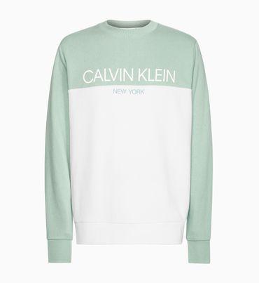 Sudadera-Color-Block-Con-Logo-Calvin-Klein