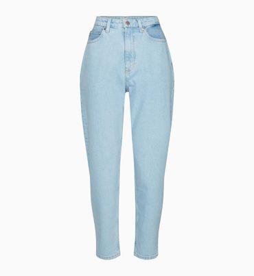 Jeans-Mom-de-Estilo-Cropped-y-Tiro-Alto-Calvin-Klein