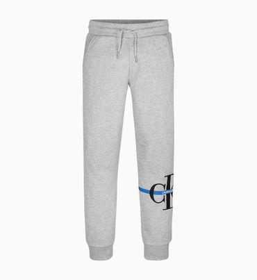 Pantalon-de-Chandal-de-Algodon-Organico-con-Logo-Calvin-Klein