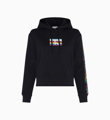 Sudadera-de-algodon-organico-con-capucha-y-logo-de-arcoiris---The-Pride-Edit-Calvin-Klein