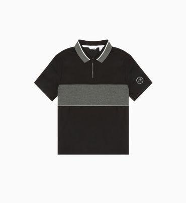 Polo-Color-Block-Jaspeado-Calvin-Klein