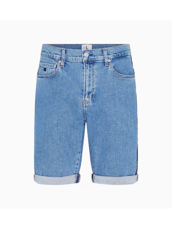 Shorts-denim-slim-Calvin-Klein