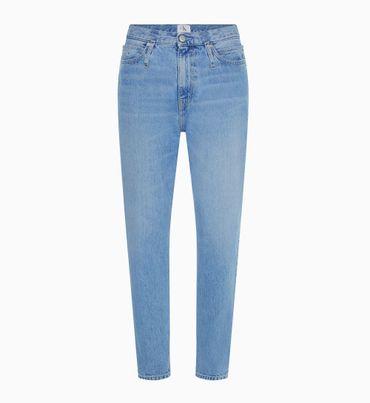 Jeans-mom-de-tiro-alto---CK-ONE-Calvin-Klein