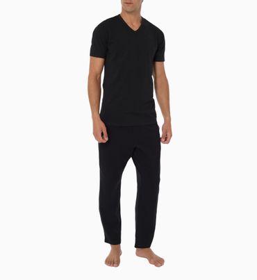 Pack-de-2-T-Shirts---Cotton-Stretch-Calvin-Klein
