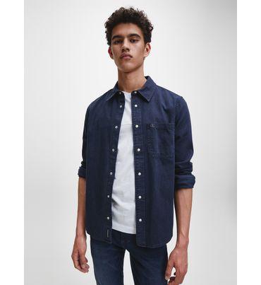Camisa-de-Mezclilla-Calvin-Klein