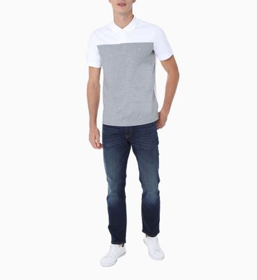 Polo-Slim-Color-Block-Calvin-Klein