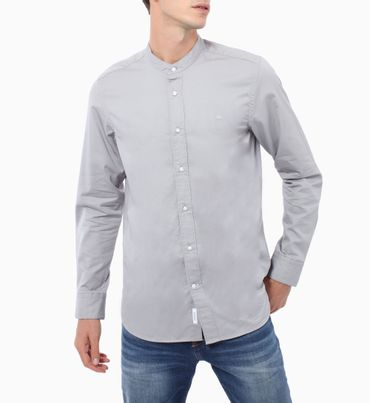 Camisa-Regular-Fit-Algodon-Organico-Calvin-Klein