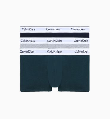 Pack-de-3-Boxers-Trunk---Modern-Cotton-Stretch-Calvin-Klein