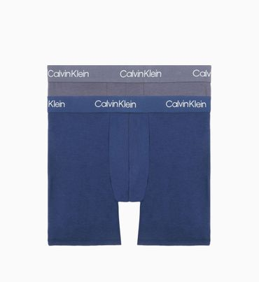 Pack-de-2-Boxers-Trunk---Cotton-Modal-Calvin-Klein