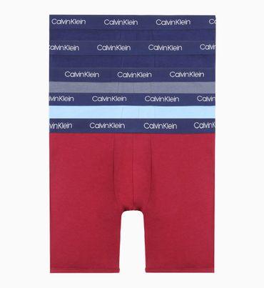 Pack-de-5-Boxers-Brief---Cotton-Stretch-Calvin-Klein