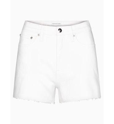 Shorts-denim-de-tiro-alto-Calvin-Klein