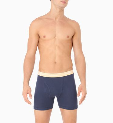 Pack-de-4-Boxers-Brief-Classic-Fit-Cotton---Limited-Edition-Calvin-Klein