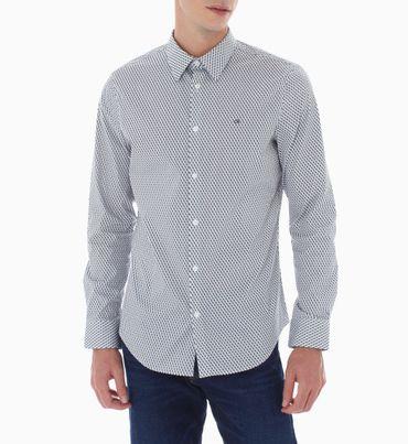Camisa-con-Estampado-Geometrico-Calvin-Klein