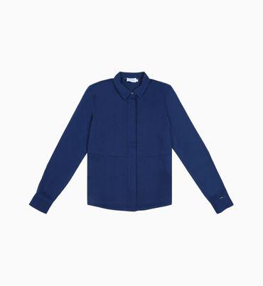 Camisa-de-sarga-suave-Calvin-Klein