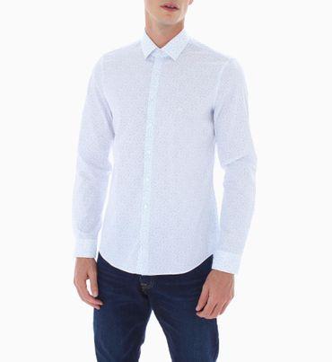 Camisa-Estampada-Cuidado-Facil-Corte-Slim-Calvin-Klein