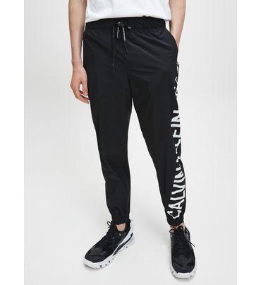 Pants-De-Nailon-Elastico-Con-El-Logo-Calvin-Klein