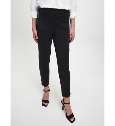 Pantalones-Slim-De-Punto-Milano-Calvin-Klein