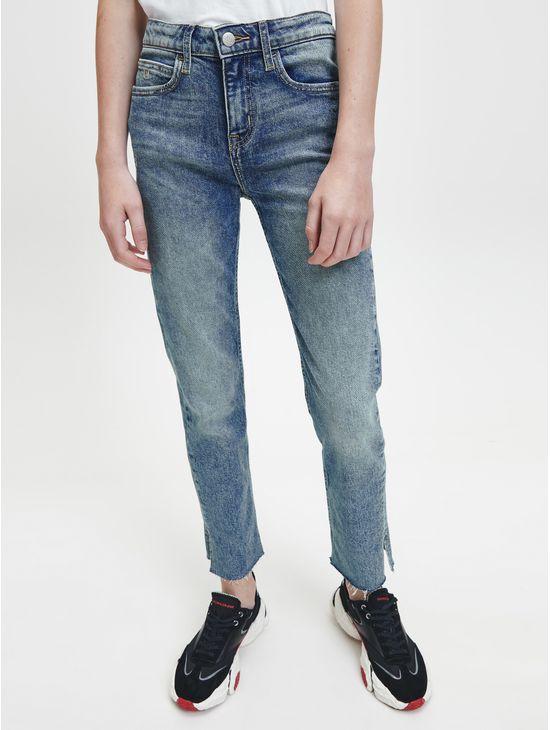 Pantalones-Denim-Niña-Calvin-Klein