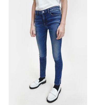 Jeans-Skinny-Para-Niña-Calvin-Klein