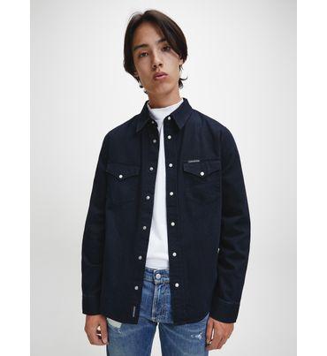 Camisa-Denim-Calvin-Klein