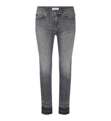 Jeans-Slim-Ankle--Mid-Rise-Calvin-Klein