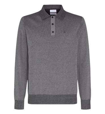 Long-Sleeve-Cotton-Silk-Polo-Calvin-Klein