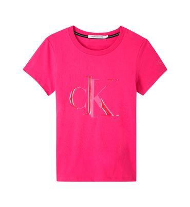 Playera-Distorted-CK-Iridescent-Calvin-Klein
